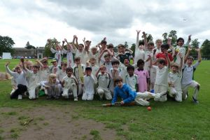 Kew CC Summer Camp 2018